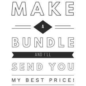 Other - Bundle for My BEST Offer!